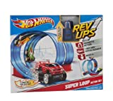 Hot Wheels Rev Ups Super Loop Asst