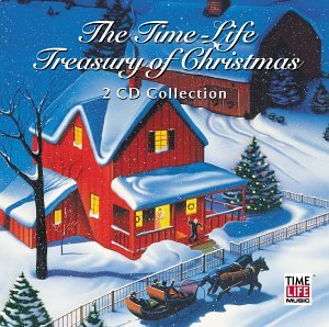 Elvis Presley & Bing Crosby - The Time-Life Treasury of Christmas - Zortam Music