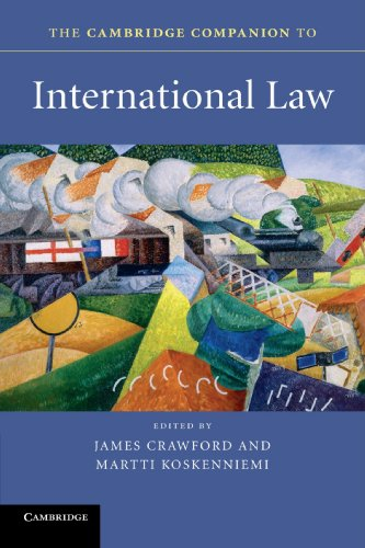 The Cambridge Companion to International Law (Cambridge Companions to Law)