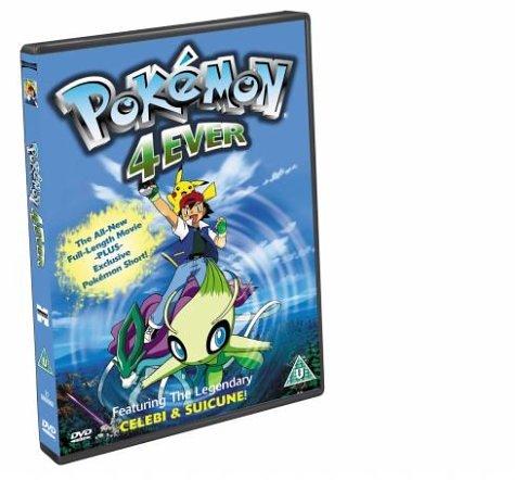 POKEMON 4EVER (UK IMPORT) (DVD)