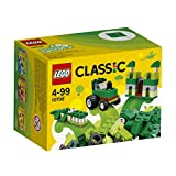 #8: Lego Green Creativity Box, Multi Color