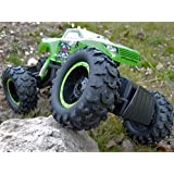 "Rockcrawler RC Monstertruck Buggy Komplettset 220von ""Brigamo"""