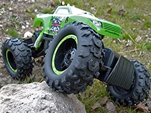 Rockcrawler RC Monstertruck Buggy Komplettset 220