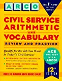 img - for Civil Service Arithmetic and Vocabulary (12th ed) book / textbook / text book
