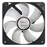 GELID 静音ファン Silent 120mm ハイドロダイナミックベアリング採用静音FAN Silent12GELID Silent12