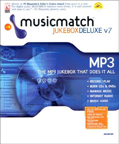 Musicmatch Jukebox 7.0 Deluxe