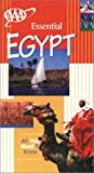AAA Essential Guide: Egypt (Aaa Essential Travel Guide Series) (0658006339) by AAA
