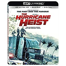 The Hurricane Heist [4K Ultra HD + Blu-ray]