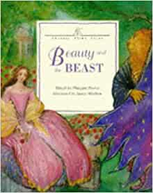 beauty and the beast classic fairy tales philippa