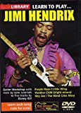 echange, troc Learn to Play Jimi Hendrix [Import anglais]