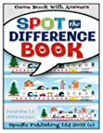 Spot the Difference Book: Game Book w...