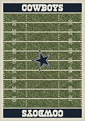 Dallas Cowboys Home Field Rug