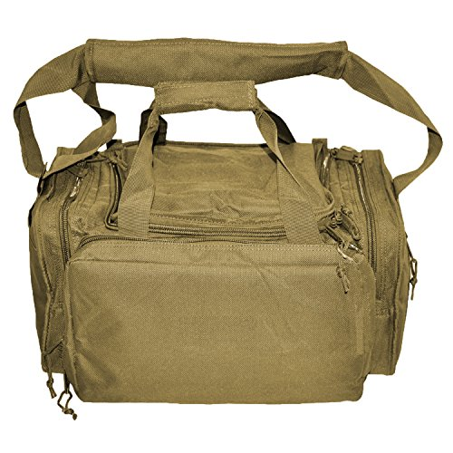 Explorer Tactical Range Ready Bag 18-Inch Tan (Range Bag Tactical Backpack compare prices)