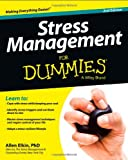 Allen Elkin Stress Management For Dummies(R)