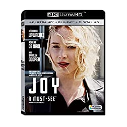 Joy [4K Ultra HD + Blu-ray]