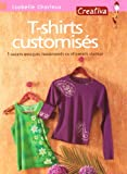 T-shirts customis�s