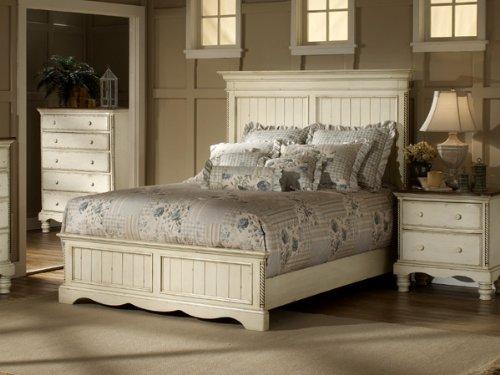 Antique Bed Steps
