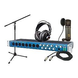 PreSonus Audiobox 1818VSL MXL CAD Package (Standard)
