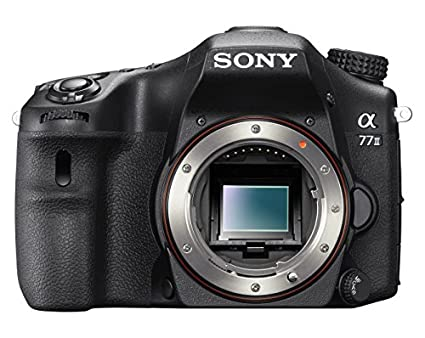 Sony Alpha A77 II Digital SLR Camera