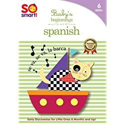 So Smart! - Baby's Beginnings: Spanish