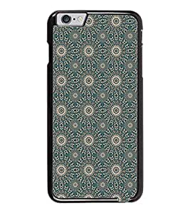 PrintDhaba Pattern D-5265 Back Case Cover for APPLE IPHONE 6 PLUS (Multi-Coloured)