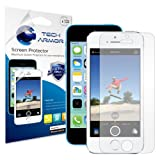 Tech Armor iPhone 5S / iPhone 5C / iPhone 5 Premium Anti-Glare & Anti-Fingerprint (Matte) Screen Protector with... by Tech Armor