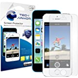 Tech Armor Apple iPhone 5/5c/5s Anti-Glare/Anti-Fingerprint (Matte) Screen Protectors [3-Pack] Lifetime Warranty