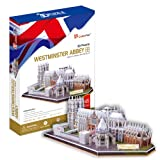CubicFun Westminster Abbey London UK 3D Puzzle