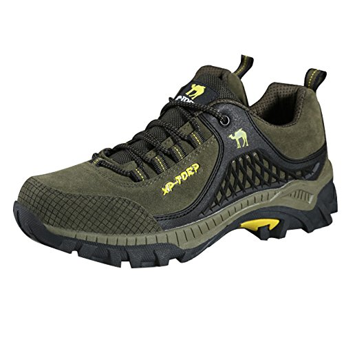 iLoveSIA(T) Men's Outdoor Trekking Hiking Shoes