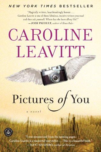 Buchseite und Rezensionen zu 'Pictures of You' von Caroline Leavitt