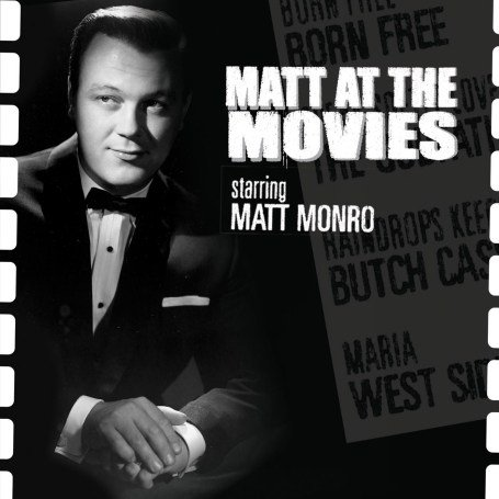 Matt Monro - Matt at the Movies - Zortam Music