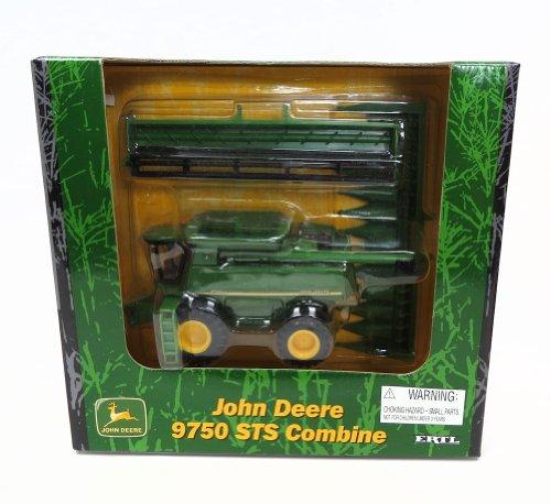 John Deere Toy Combines