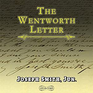 The Wentworth Letter Audiobook
