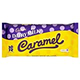 Cadbury Dairy Milk Caramel 140g - Pack of 18