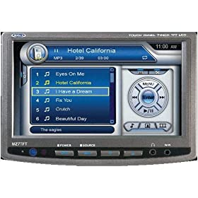 5126jzPoU7L. SL500 AA280  Jensen MZ7TFT 7 Inch Add On Touchscreen for Multizone Use   $148 Shipped