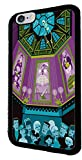 Disney Haunted Mansion Poster Iphone 6 (4.7 Inch) Rubber Case Black