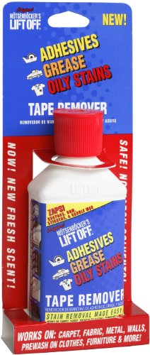 Motsenbocker's Lift Off 407 Lift Off Tapes Stickers Adhesives Remover, 4.5-Ounce