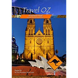 Travel Oz Middleton Reef, Melbourne to Sydney and VIVID