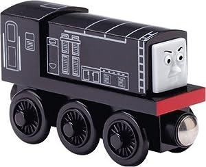 Thomas et ses amis thomas le train en bois diesel lc99013 jeux et jouets - Train thomas et ses amis ...