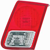 TYC 17-5182-00 Honda Civic Replacement Reflex Reflector