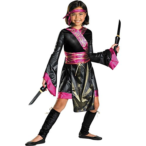 Dragon Ninja Diva Kids Costume