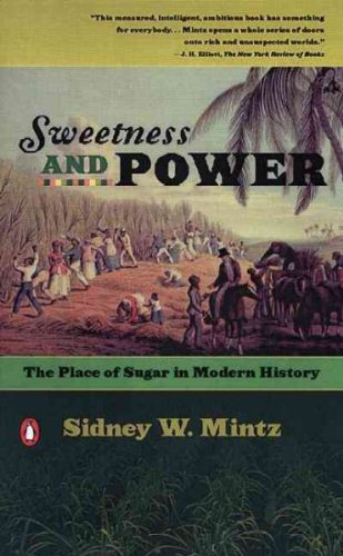 Sweetness and Power The Place of Sugar in Modern History