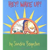 Hey Wake Up [Board book]