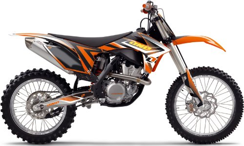 Ktm 350f. DELTA GRAPHICS kit KTM SX