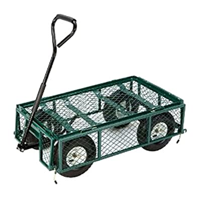 Tricam Steel 2-in-1 Utility Wagon
