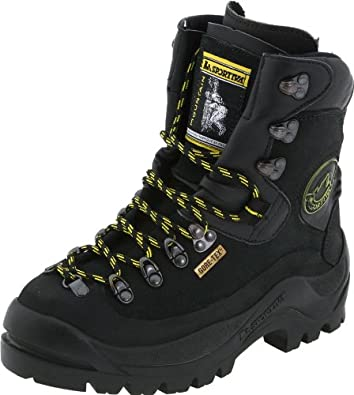 La Sportiva Lhotse Mountaineering Boot - Men's Boots 41.5 Black