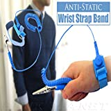 Good Quality Anti-Static Electricity Grounding Wristband Wrist Strap
