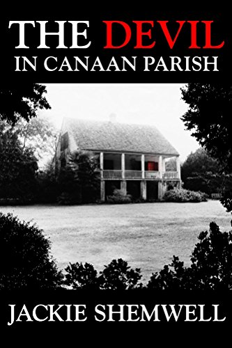 An award-winning Kindle Daily Deal!  Jackie Shemwell's southern gothic suspense novel The Devil in Canaan Parish