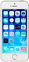 Apple iPhone 5s Unlocked Cellphone, 16 GB, Gold