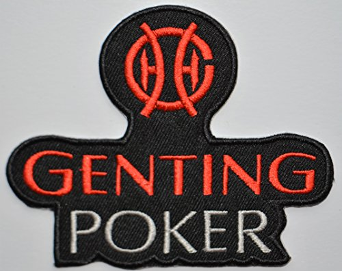 genting-poker-embroidered-cloth-iron-on-patch